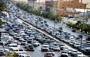 Riyadh Chronic-traffic-problems