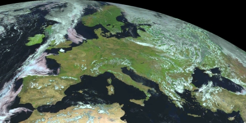 EU from Space