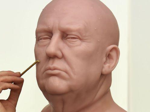 trump-waxwork